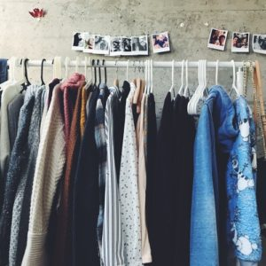 Clothing exchange is an ideal solution to stop compulsive shopping