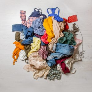 donating your clothing to charity isn't always helpful
